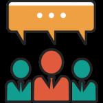 雑談 グループのロゴ